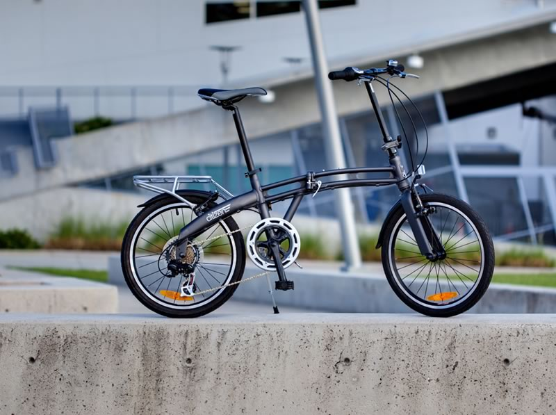 Fit For Bike Fit For Life Folding Bike Shortlist Citizen