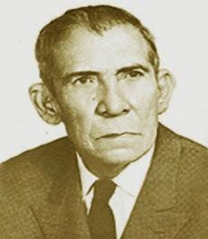 """Laudelino Mejías. autor de """"Conticinio"""""""