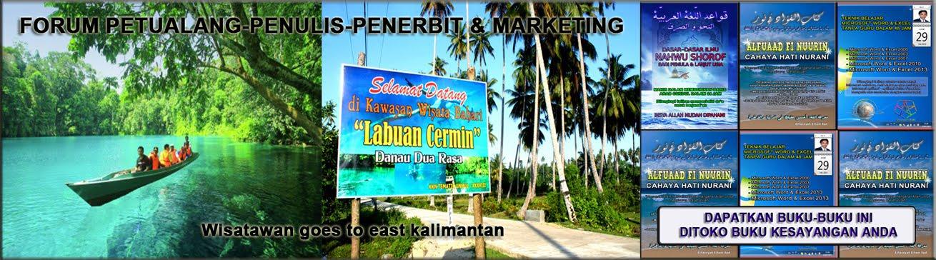 East Kalimantan is very beautiful tourist area