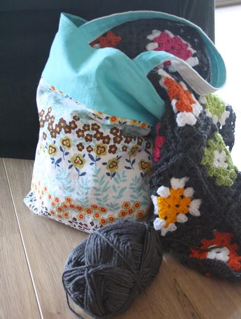Granny blanket WIP