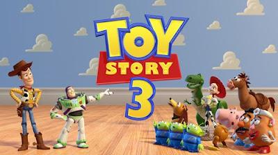 Toy Story 3 encabeza el ranking de films de animación más taquilleros