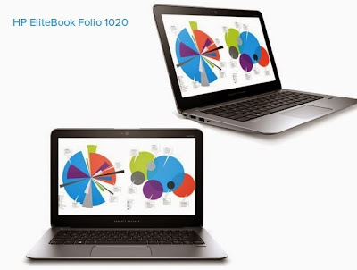 Spesifikasi Notebook HP EliteBook 1020 Terbaru 2015