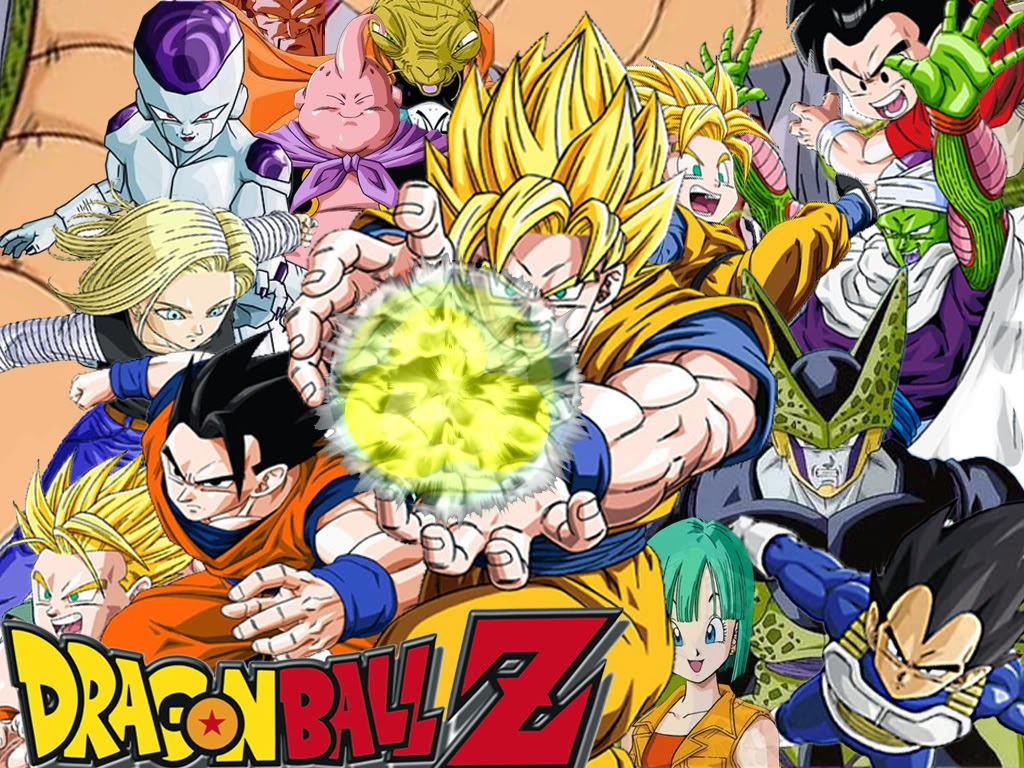 O legado do her i episodios de dragon ball z - Dragon ball z 21 ...