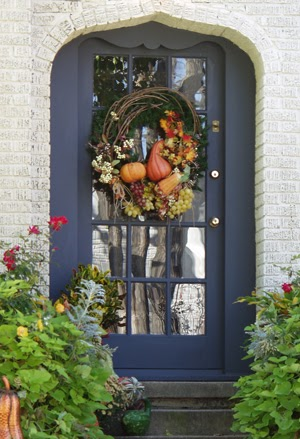 Curb Appeal Thanksgiving Curb Appeal Ideas