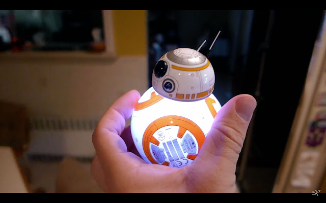 Star Wars Sphero BB-8 App-Enabled Droid Review