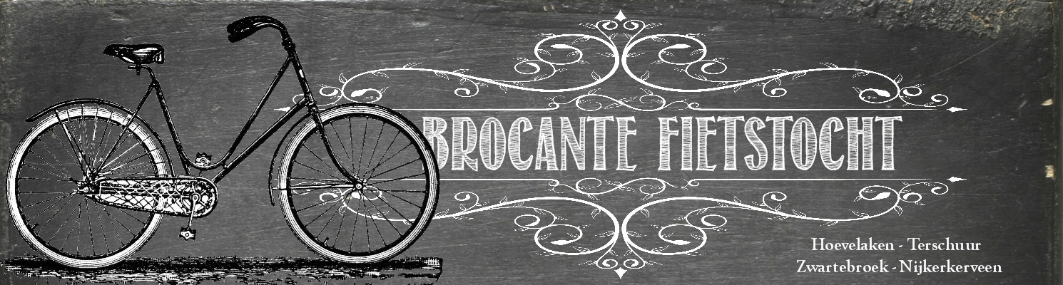 Brocante fietstocht