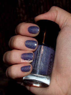Catrice nr 420 - Dirty Berry