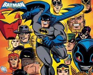 Batman: Os Bravos e Destemidos 1ª 2ª 3ª Temporadas