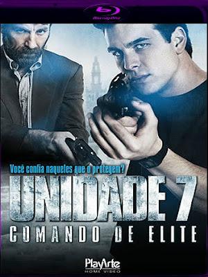 Filme Poster Unidade 7 - Comando de Elite BDRip XviD Dual Audio & RMVB Dublado
