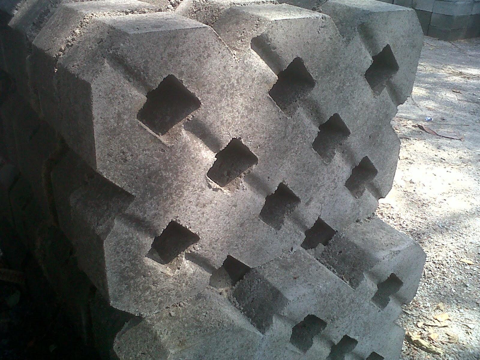 gras block \/ paving taman ~ PD. Teguh Karya