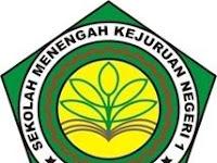 Logo/Lambang SMKN 1 Koto Baru, Dharmasraya