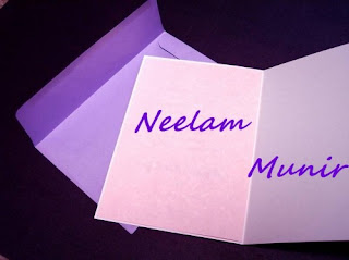 Rising Actress Neelam Muneer Facebook Real Profile and Skype Id