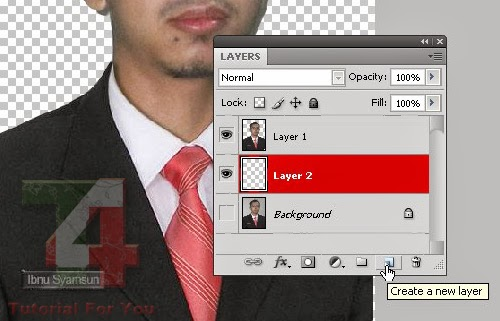 Cara mengganti background foto dengan photoshop