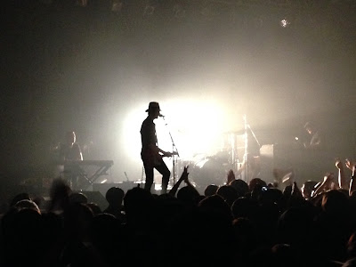 Fratellis in concert in Japan