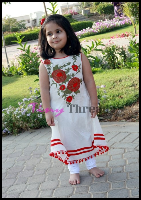 Tiny threads dress collections 2013 for little girls www