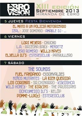 Ebrovision 2013 FESTIVAL