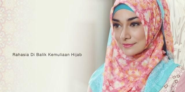 Cara Memakai Jilbab Sesuai Ajaran Islam