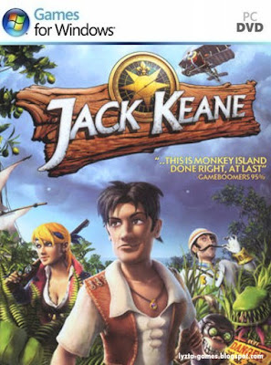 Jack Keane PC Cover