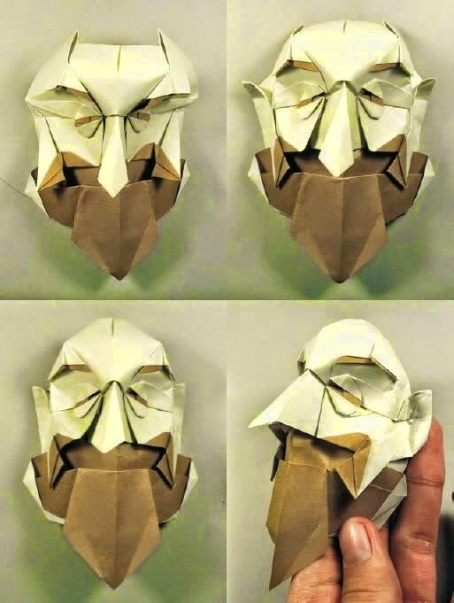 Eric Joisel Mask Designed By Nguyen Hung Cuong