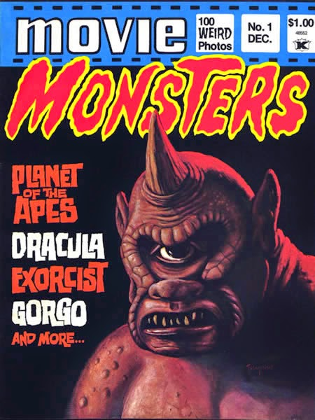 Atlas Seaboard Movie Monsters #1