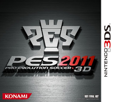 Pro Evolution Soccer 2011 3D 3DS