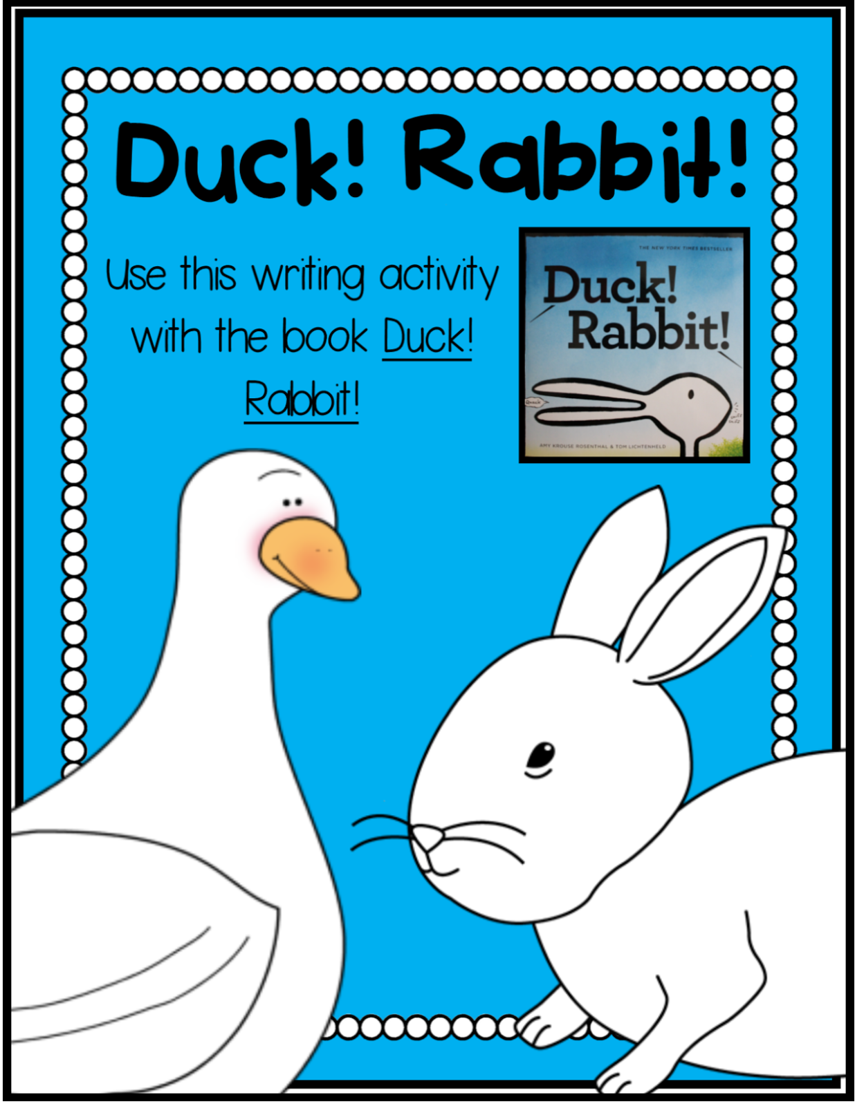 http://www.teacherspayteachers.com/Product/Duck-Rabbit-Writing-Activity-1439917