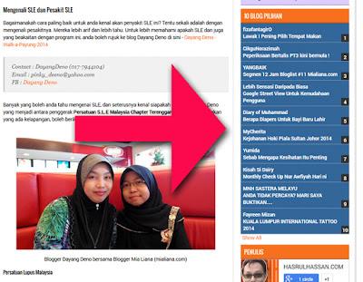 Blog pilihan hasrulhassan.com