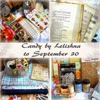 конфета от Lelishna