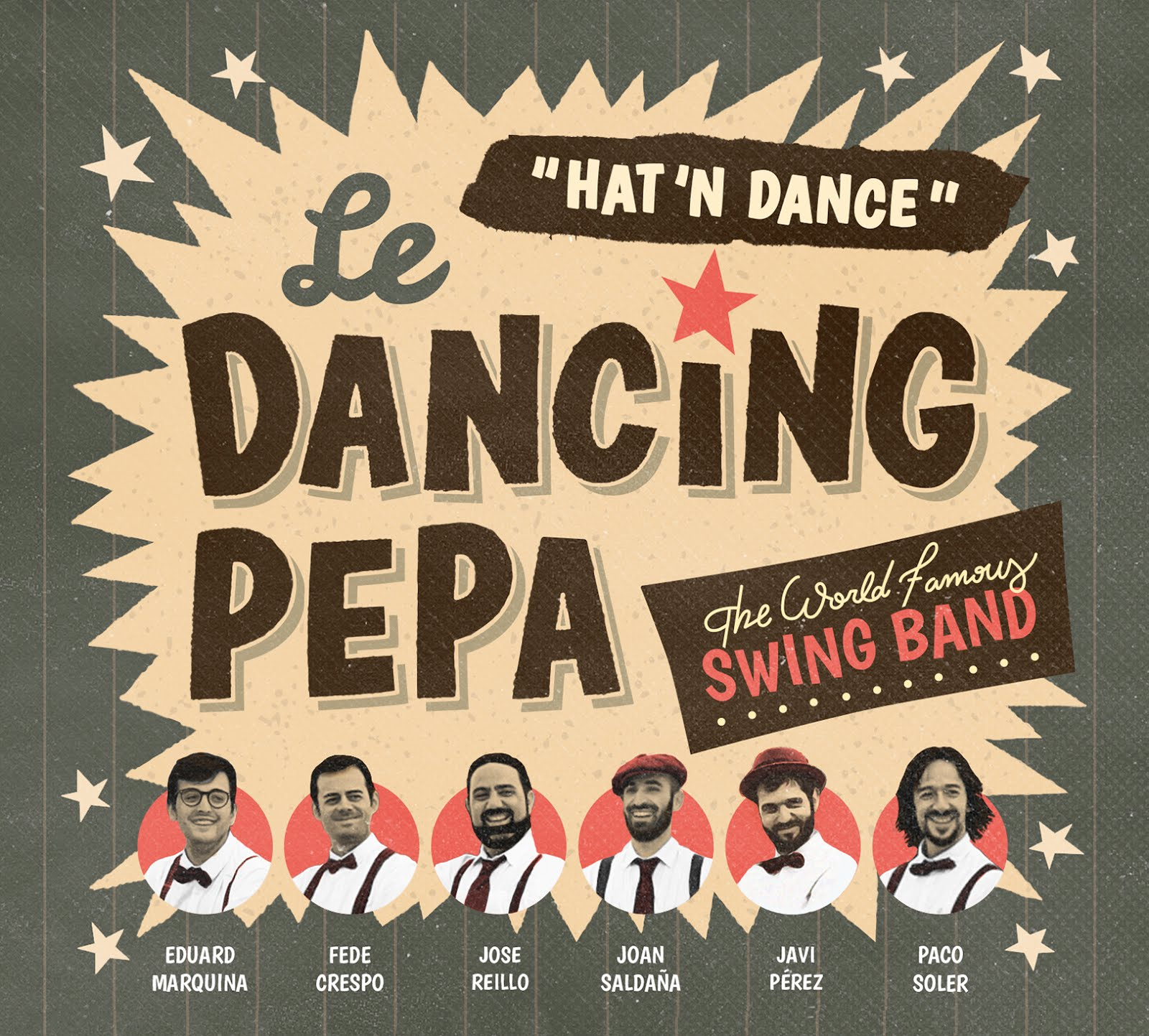 Le Dancing Pepa Swing Band - Festival IX Spring Jazz Meeting