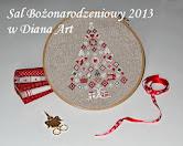 Sal Bożonarodzeniowy 2013 w Diana Art