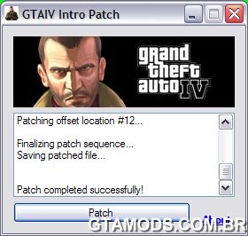 GTA IV No Intro Patch
