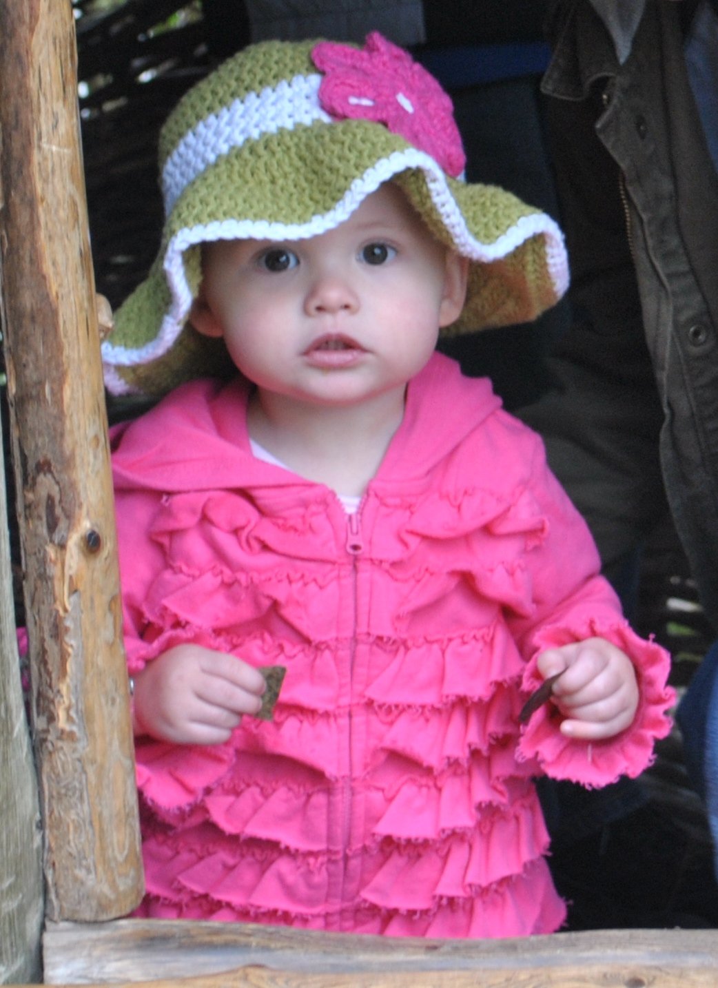 Free Crochet Summer Hat Patterns For Adults : 52 Weeks of Crafting: Little Lady Sunhat
