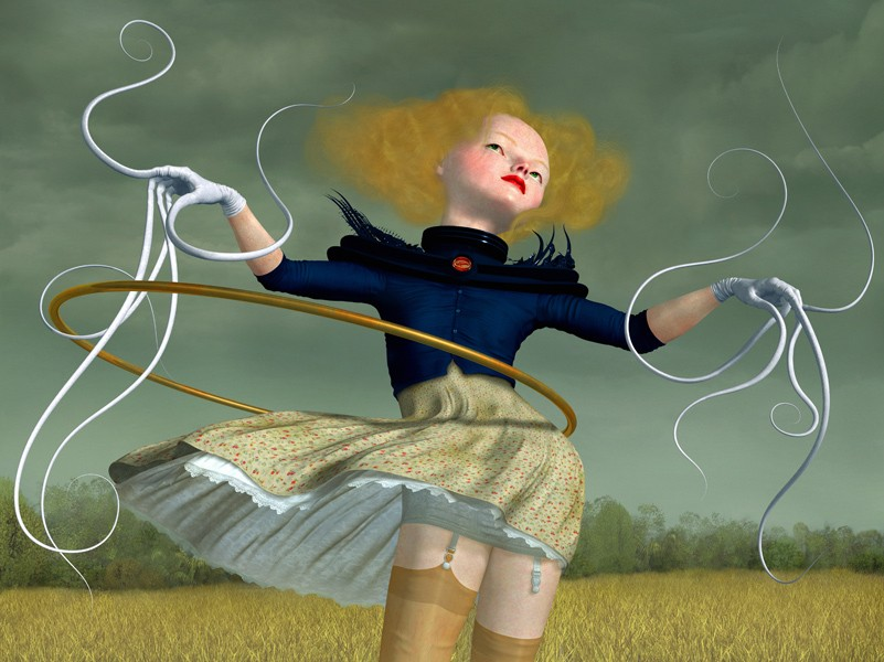 ray caesar power and glory