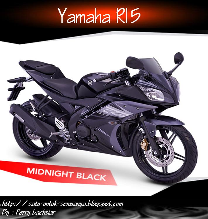 detail dan spesifikasi motor yamaha r15