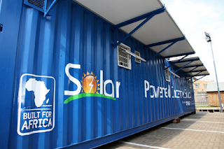 Samsung Solar Powered Internet School in Kenya, Africa