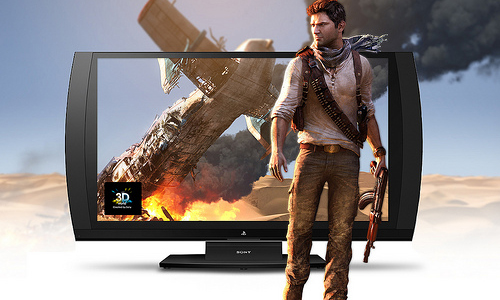 Sony PS3 3D Display 1