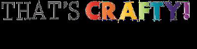 That's Crafty! Challenge Blog