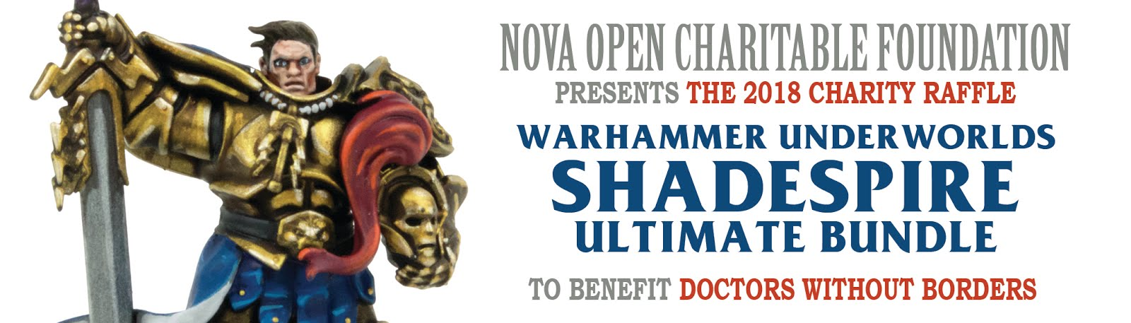 Shadespire Ultimate Collection Raffle