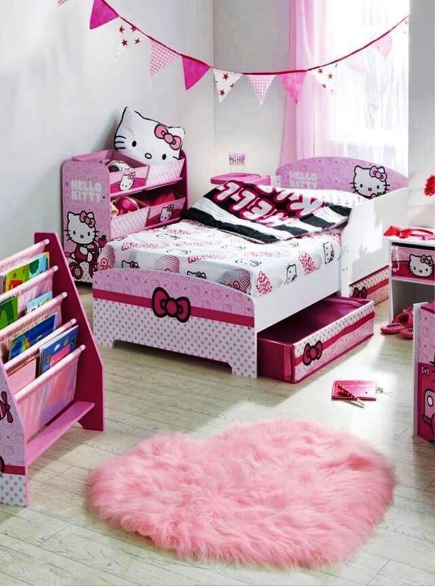 Hello Kitty Bedroom Decorations Wonderful