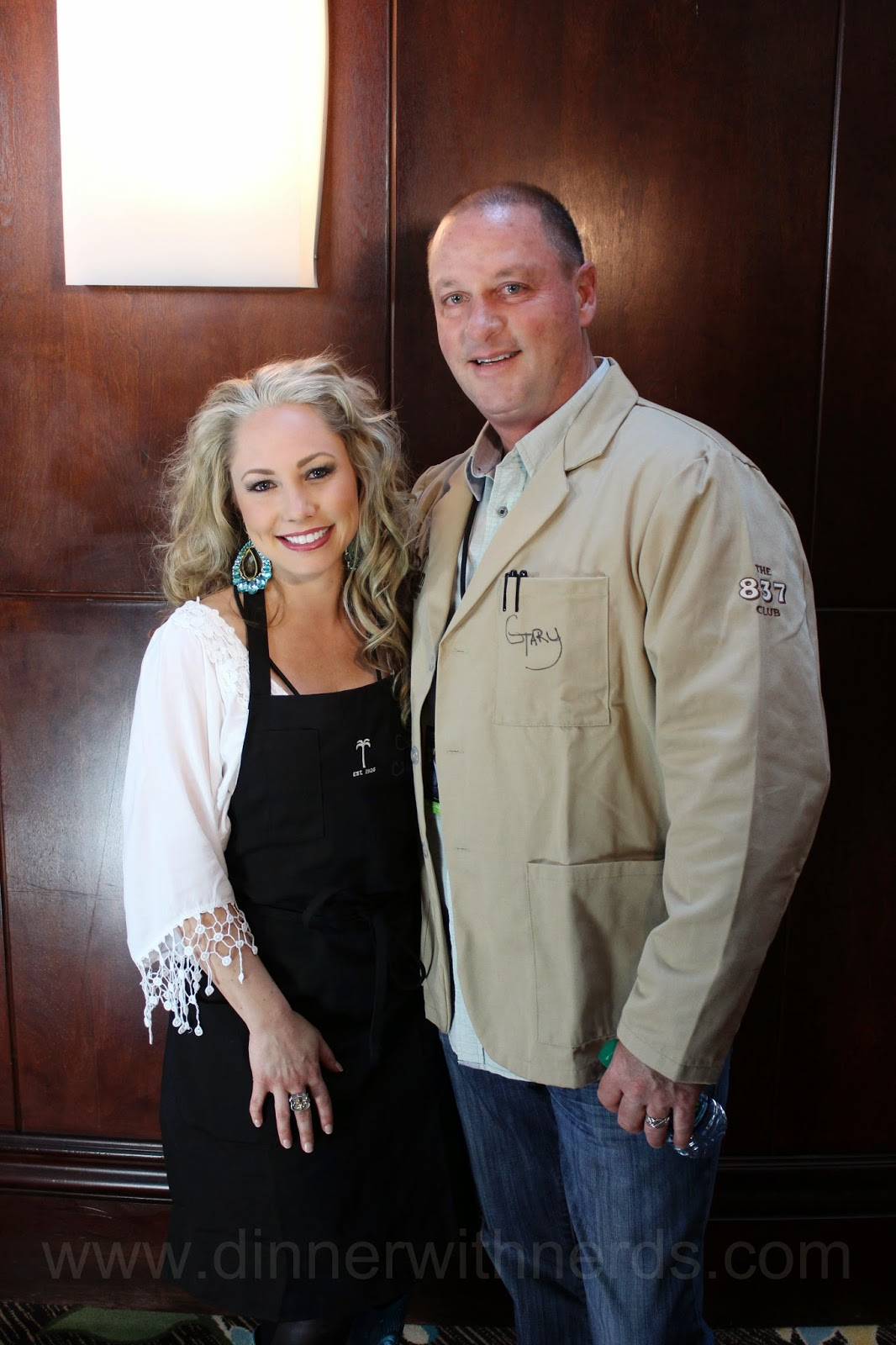 Gary and Cassie Chapman