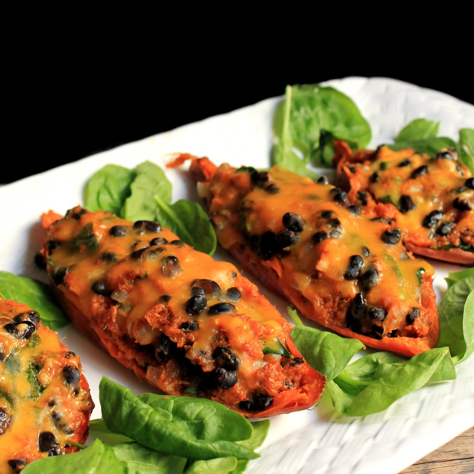 I M Bringing You Another Stuffed Sweet Potato Today I Make These Sweet Potato Burritos That My Family Loves Well My Siblings Call It Dang Hippy Food