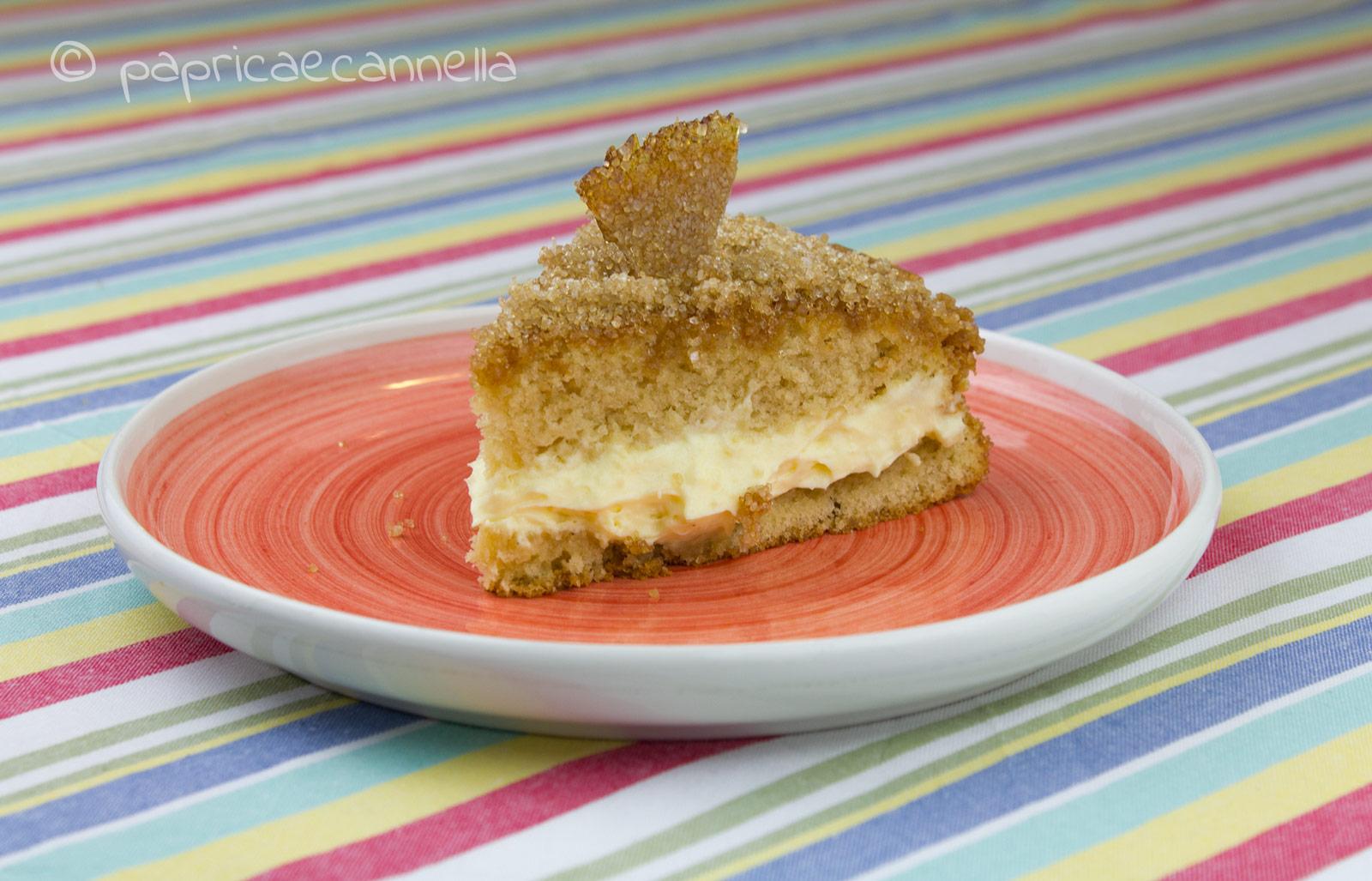 torta alla crema catalana