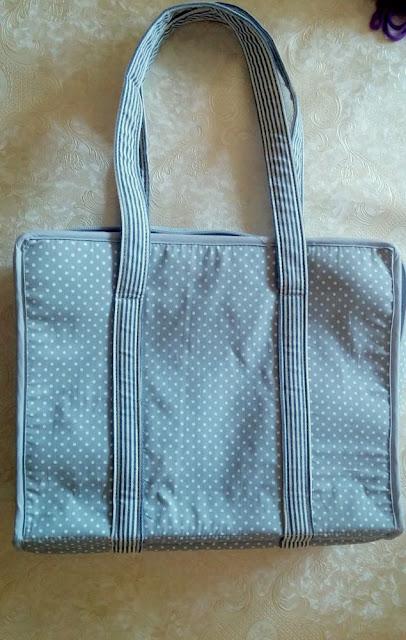 Tasche mit Fächern von Prym