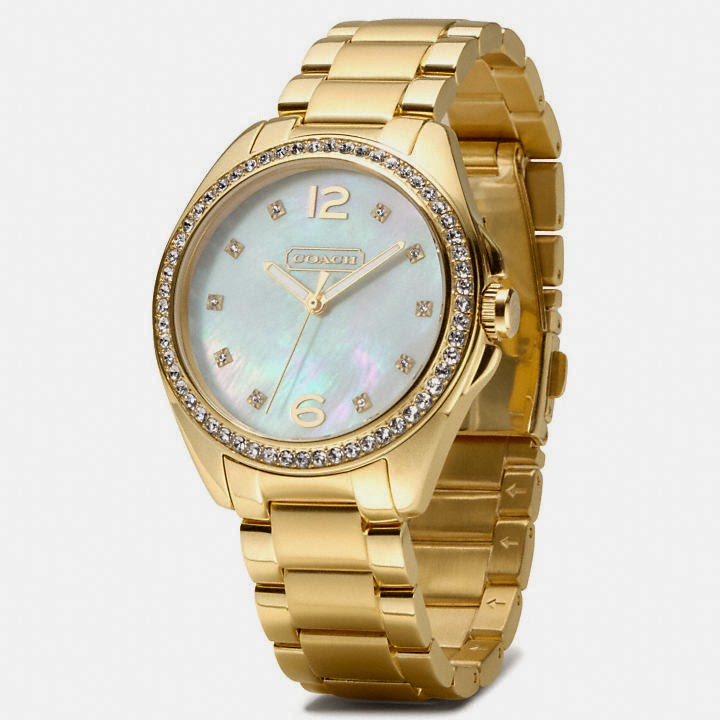 Latest Coach Watches for Women