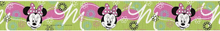 Disney Minnie Mouse Bow-tique Crepe Paper