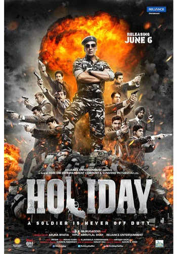 Download Hindi Movie Holiday A Soldier Is Never Off Duty Hd