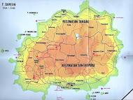 Peta Pulau Bawean