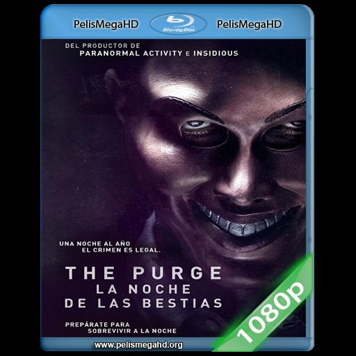 THE PURGE: LA NOCHE DE LAS BESTIAS (2013) 1080P HD MKV ESPAÑOL LATINO