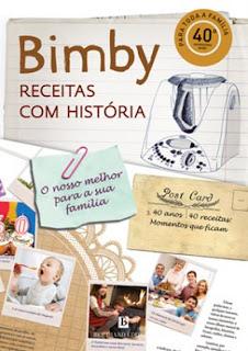 Livro Bimby Receitas Com História