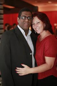 Eu e a minha esposa Lucinete